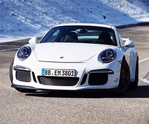 Porsche Looks at the Evolution of the 911 GT3