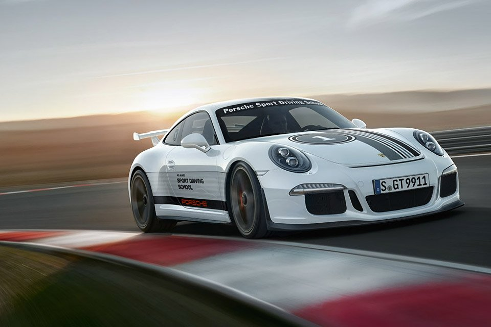 40 Years Of Porsche Sport Driving School 95 Octane