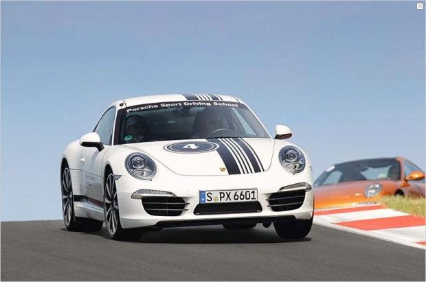 40 Years Of Porsche Sport Driving School 95 Octane