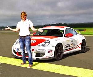 Sabine Schmitz: Porsche 997 GT3 RS vs. 991 GT3