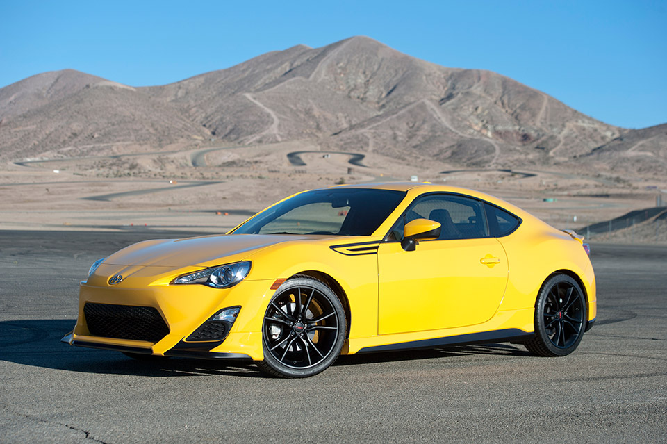 Scion FR-S Release Series 1.0 Hits U.S. Dealers