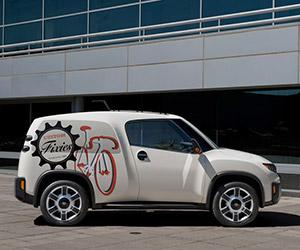 Toyota Urban Utility (U2) Concept Car