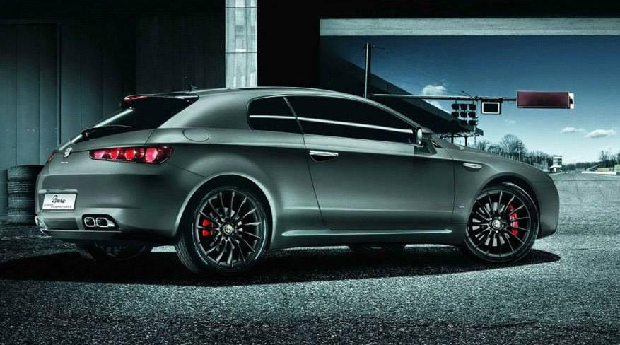 Vilner Alfa Romeo Brera