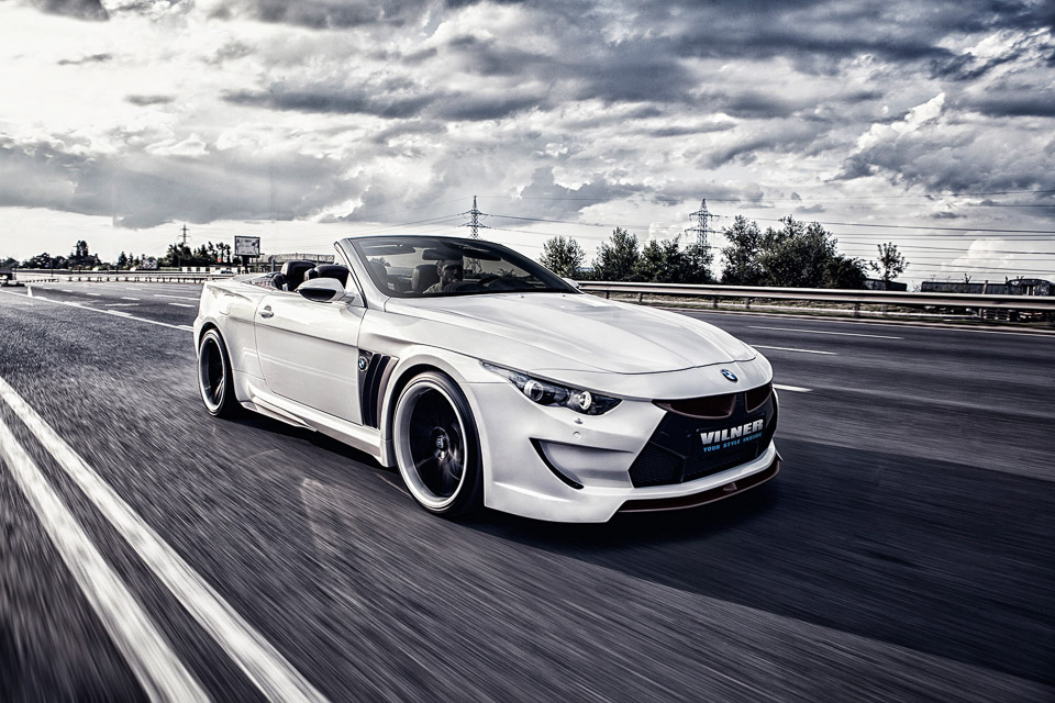 Vilner Reveals the BMW M6 Stormtrooper Edition