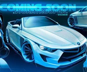 Vilner Teases BMW Star Wars Stormtrooper Edition