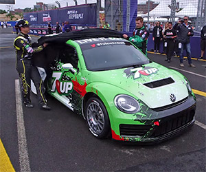 Volkswagen: Building the New 550hp GRC Beetle
