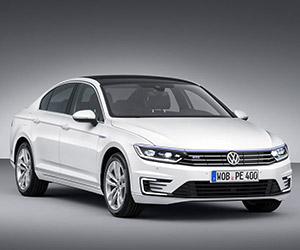 Volkswagen Preps Passat GTE Plug-in Hybrid