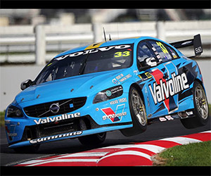 Behind the Wheel with Volvo Racing's Thed Björk