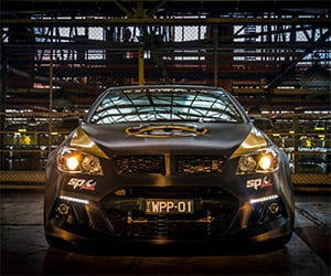 Walkinshaw 748hp Commodore Racing Edition