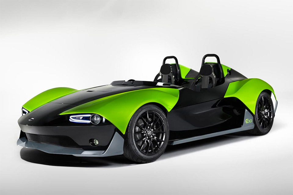 Zenos Unveils Turbocharged 250hp E10 S