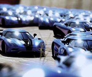 1000 Koenigsegg Ageras