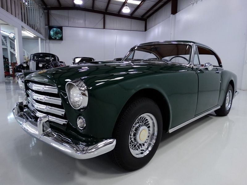 Rare 1954 Edwards America Coupe Hits eBay