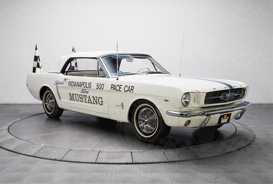 1964 Ford Mustang Indy Pace Car