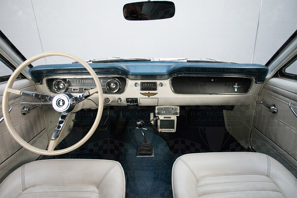 1964-1/2 Ford Mustang Indy Pace Car up for Sale - 95 Octane