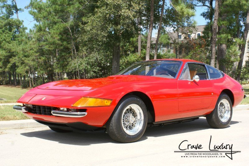 1972 Ferrari 365 GTB/4 Daytona Pops up on eBay