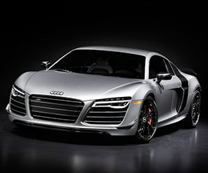 Limited Edition 2015 Audi R8 Competition