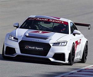 2015 Audi Sport TT Cup Racer