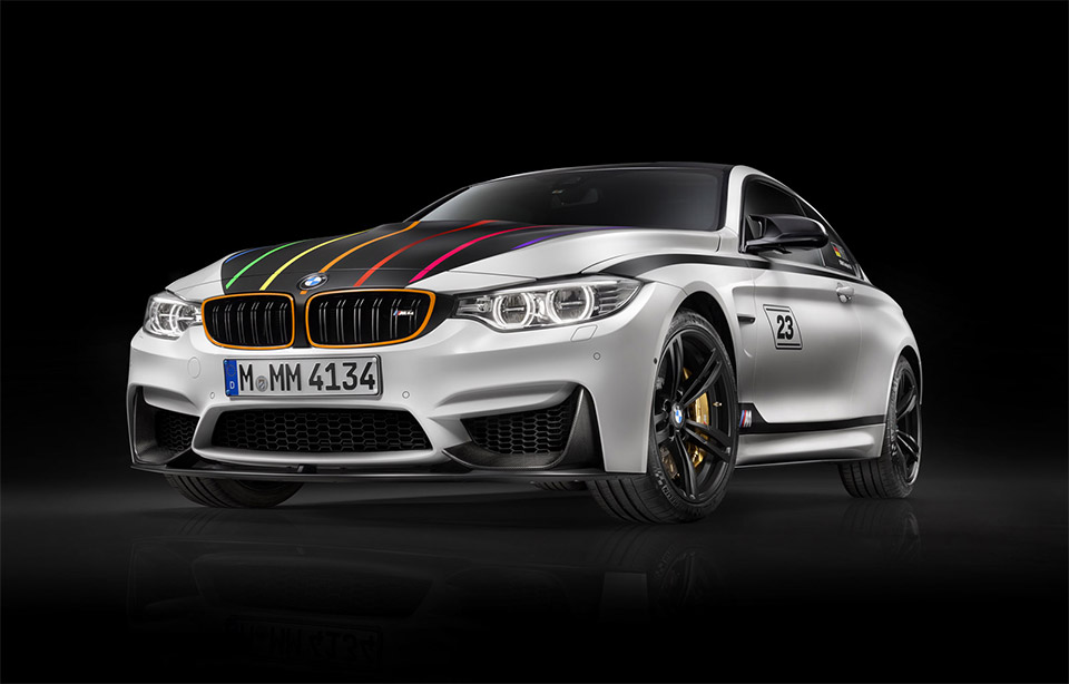 2015 Bmw M4 Dtm Champion Edition 95 Octane