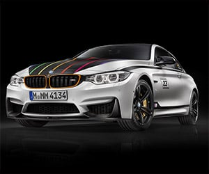 2015 BMW M4 DTM Champion Edition