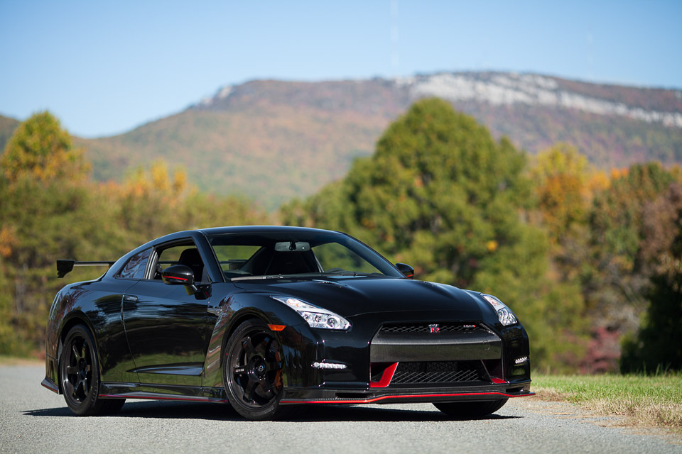 First Nissan GT-R NISMO Arrives in the U.S.