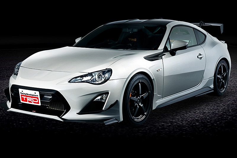2015 Toyota 86 14R60 Limited Edition