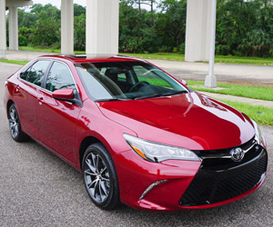 Test Drive: 2015 Toyota Camry XSE V6