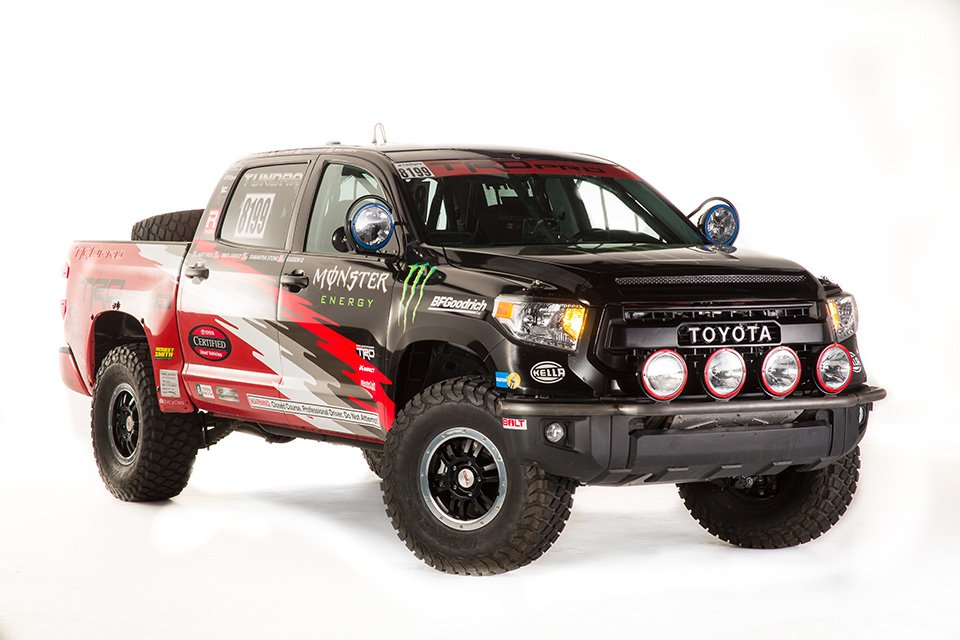 toyota 39 s 2015 tundra baja truck chase vehicles 95 octane. Black Bedroom Furniture Sets. Home Design Ideas