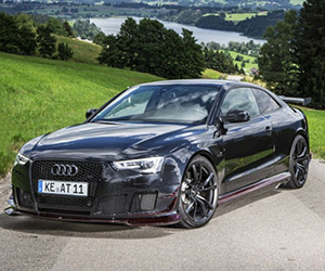 ABT Sportsline Unveils Brilliant ABT Audi RS5-R