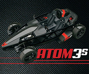 Even Faster Ariel Atom 3S Available to Order