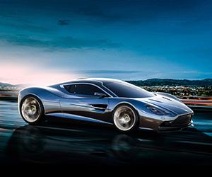 Aston Martin DBC Design Concept