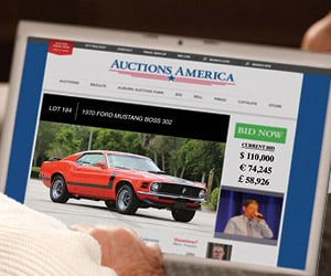 Auctions America Kicking off Online Classic Car Auction