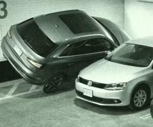 Audi Q3: Tight Squeeze