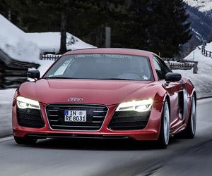 "Audi R8 Plug-in Hybrid ""Possible"""