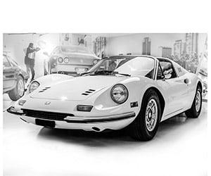 Awesome Car Pic: Ferrari Dino 246 GTS