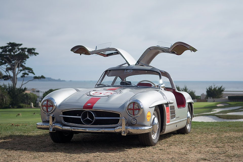Awesome Car Pic: Mercedes-Benz 300SL