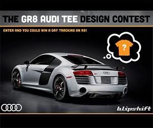 The GR8 Audi Tee Design Contest