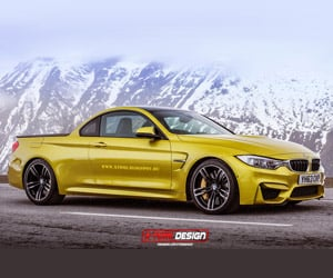 If BMW Made an M4 Pickup Truck