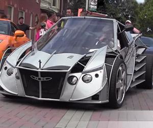 Brutus IOUS: One-off Custom Built Sports Car