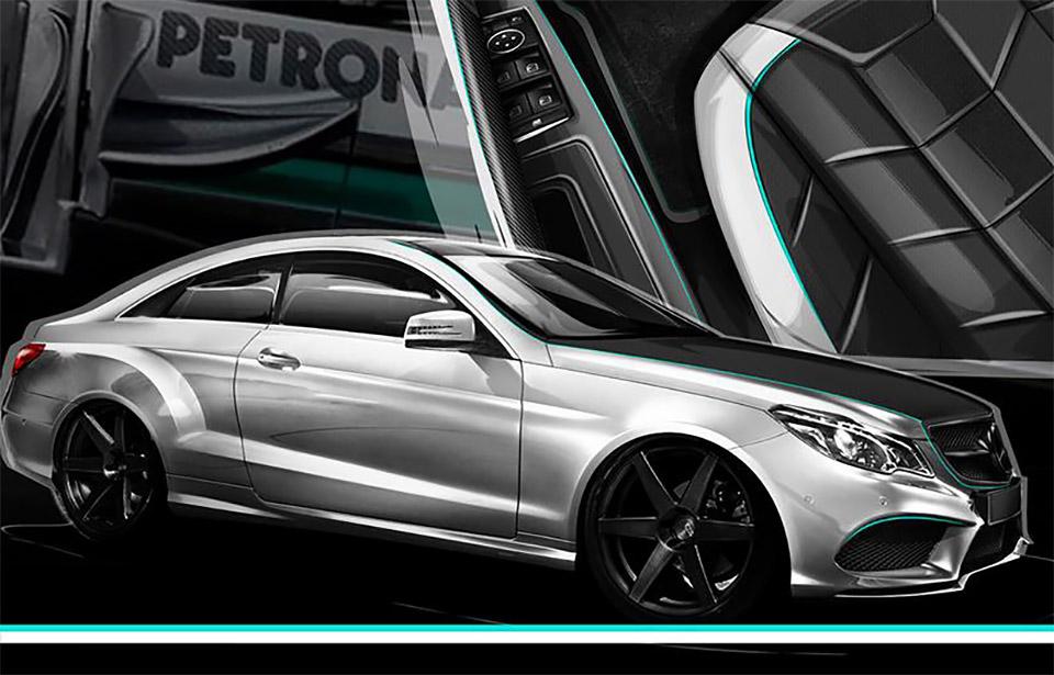 Carlex F1 Mercedes-Benz AMG E-Class