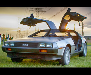 DeLorean DMC-12: Blast from the Past