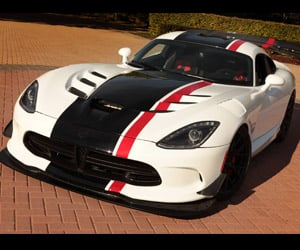 Mopar Dodge Viper ACR Concept Headed to SEMA