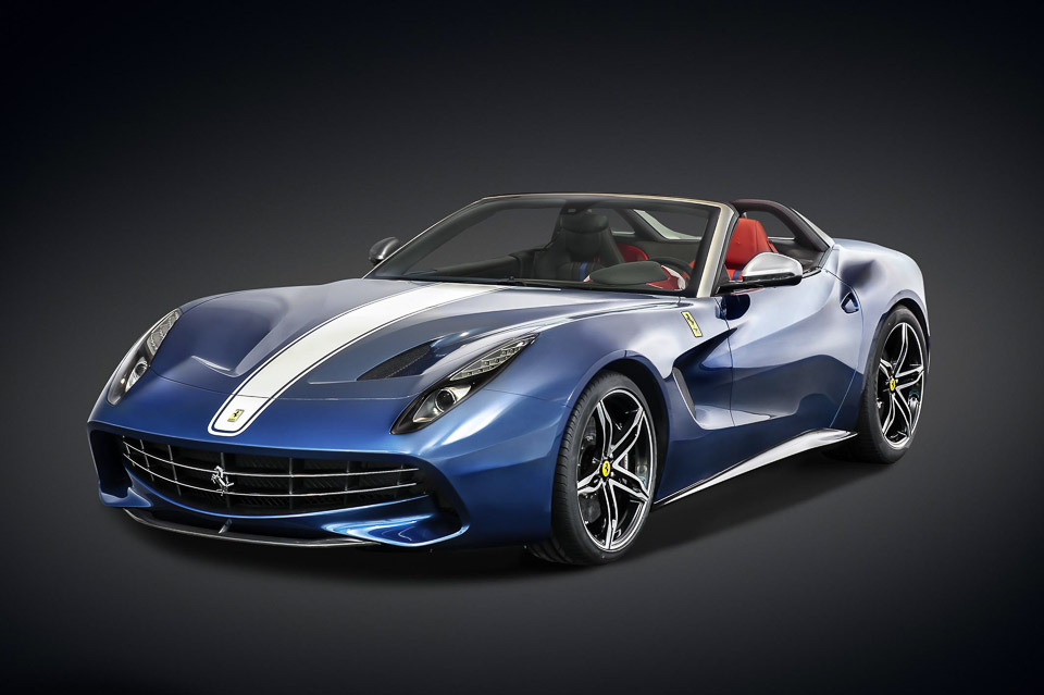 $3.2 Million Limited Edition Ferrari F60 America