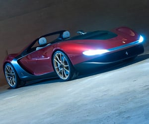 $3 Million Ferrari Sergio Already Sold out