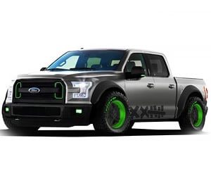 Ford Reveals 2015 F-150s for SEMA