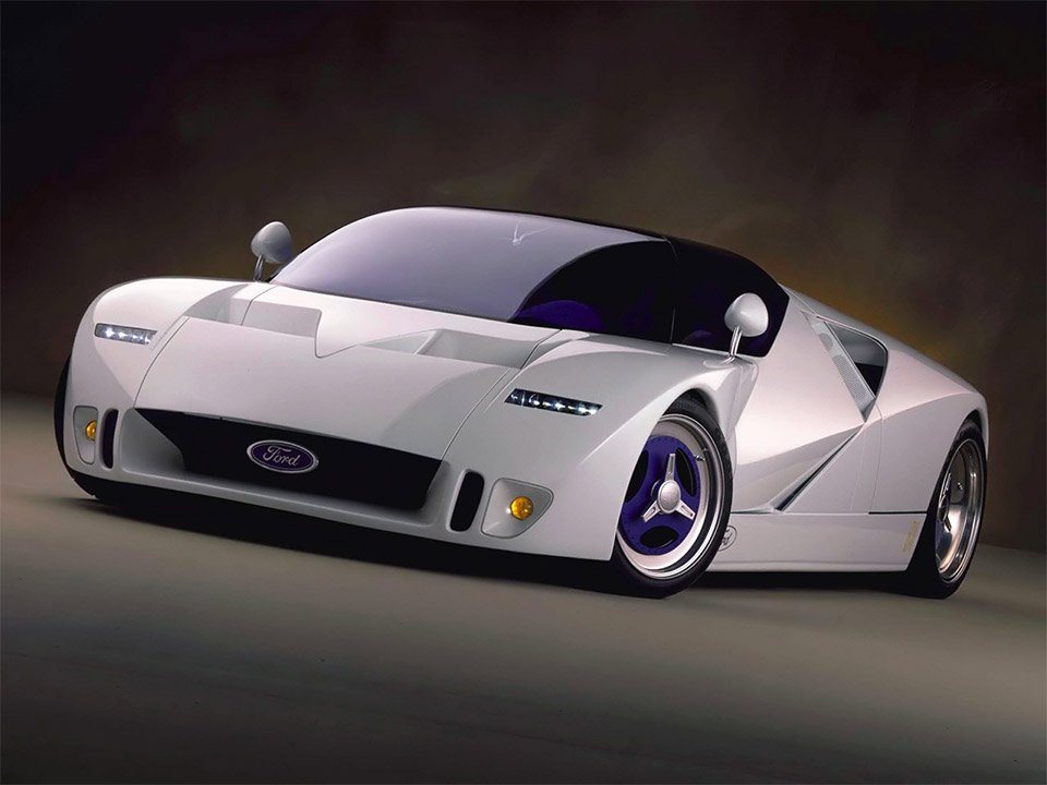 Ford GT90: The Greatest Supercar That Never Was?