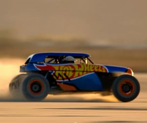 Ford EcoBoost Hot Wheels Rip Rod
