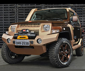 Ford Updates Troller T4 Concept