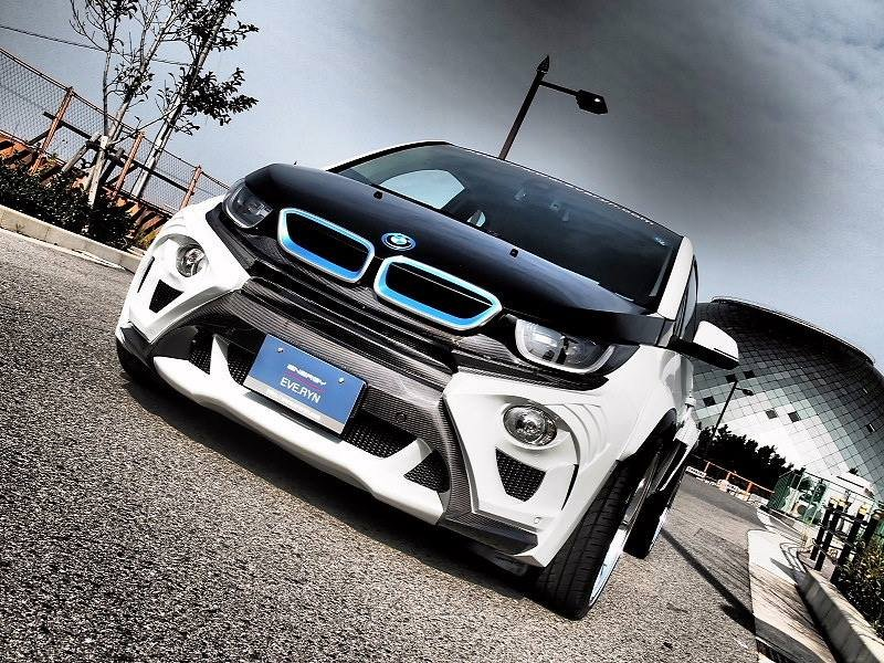 EVE.RYN Garage BMW i3 EVO