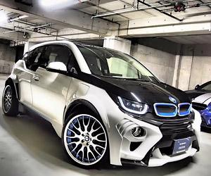 EVE.RYN Garage BMW i3 EVO