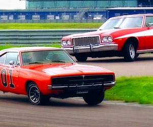 The General Lee vs. The Starsky & Hutchmobile